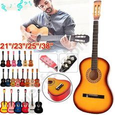 basswoodacousticguitar, Christmas, Acoustic Guitar, woodentoy