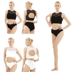 dancewear, Underwear, Shorts, crop top
