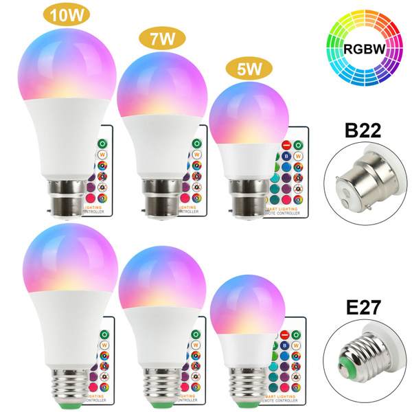 Lamp, Remote Controls, Colorful, lights