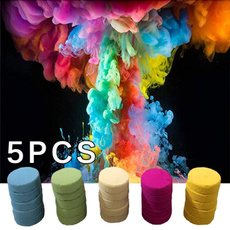 Toy, Smoke, Colorful, specialeffect