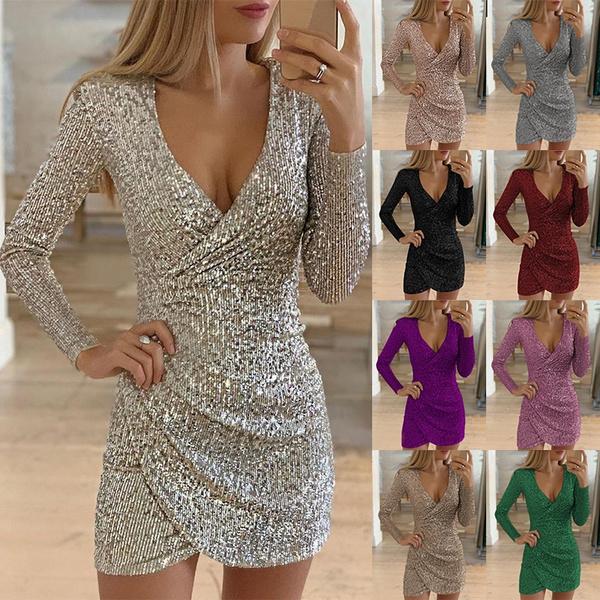 slim dress, dress slim, Necks, Sleeve