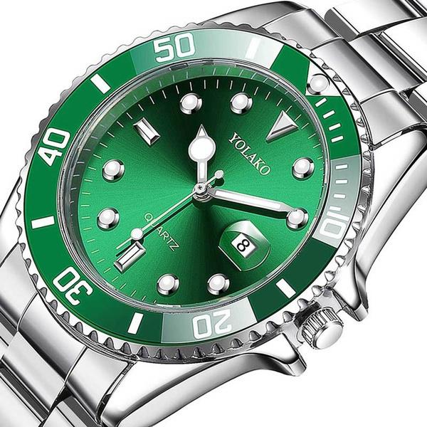 quartz, Geneva, business watch, watches for men