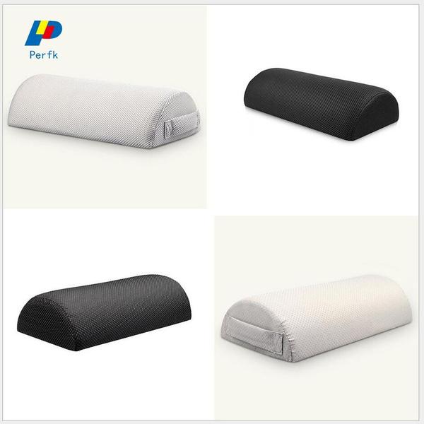 Home & Garden, Bed Pillows, memory foam, footrestpillowhalfcylinder
