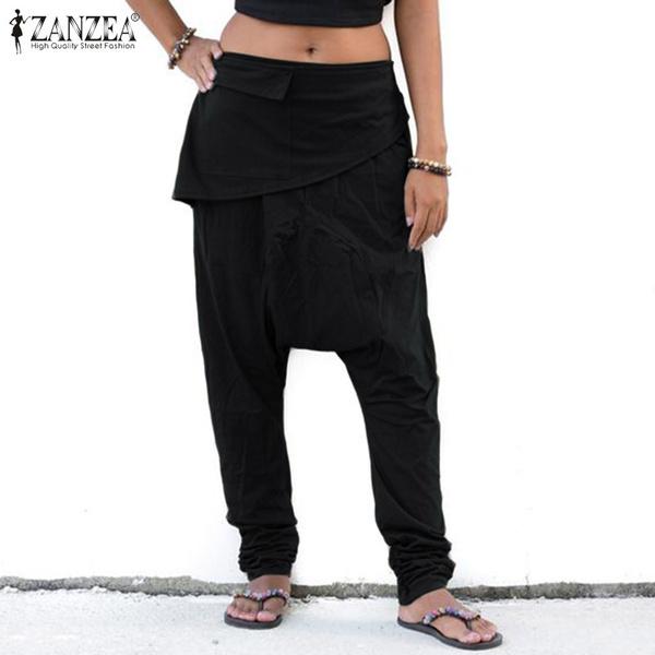 hippiespant, Plus Size, pantsforwomen, Casual pants