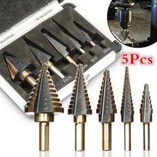 stepdrill, case, handpowertoolaccessorie, powertoolaccessorie