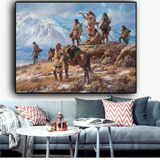 Decor, living room, art, Home & Living