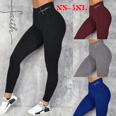 faith, Leggings, Fashion, high waist