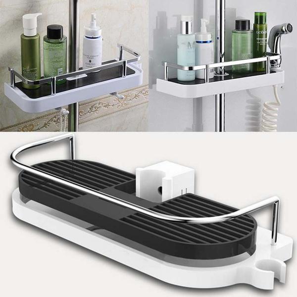 Bathroom, slidablesoapholder, sprinklerframe, railslideplate