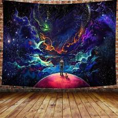 Funny, art, starryskytapestry, moonstartapestry