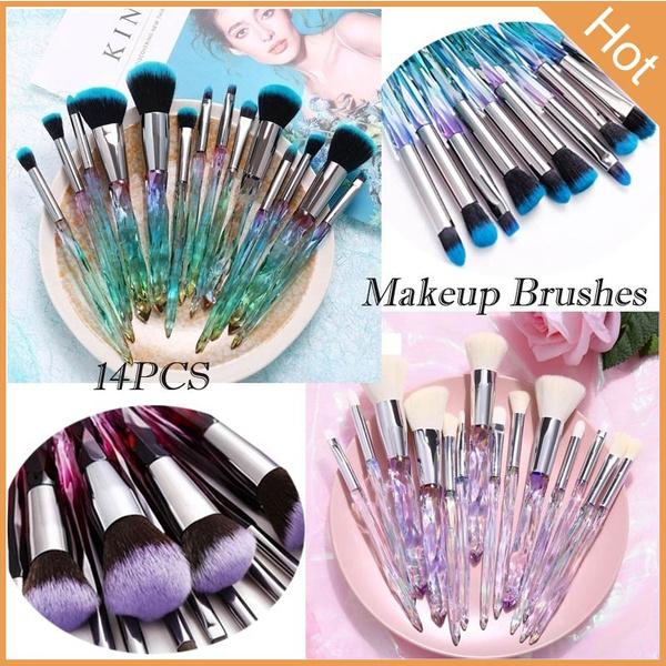 makeuptoolset, makeupbrushesamptool, Eye Shadow, cosmeticbrusheskit
