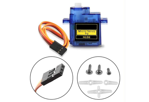 SG90 Digital Micro Servo 9G for Motor RC Helicopter Airplane Car Boat Models