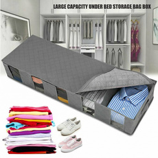 Box, Capacity, clothescontainer, underbedorganizer