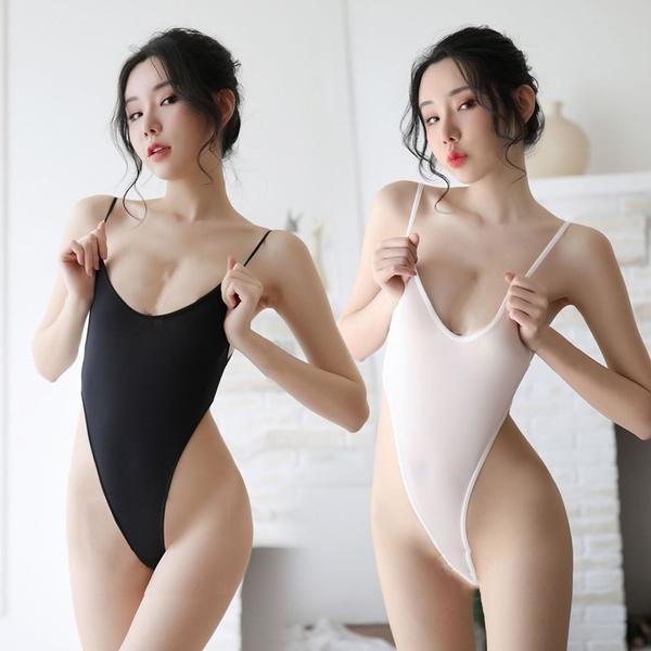 Women, Fashion, sukumizu, women swimsuit