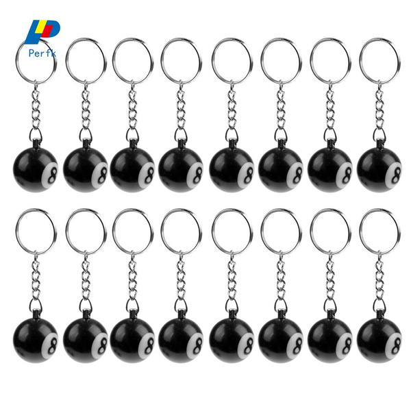 Decor, Key Chain, 25mm, Mens Accessories
