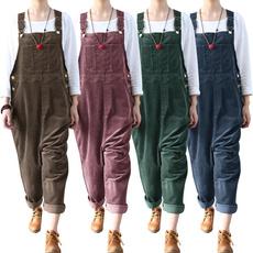 salopettefemme, autumnjumpsuit, dungareesforwomen, Long pants