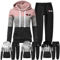 Fashion, pants, Women Hoodie, Suits