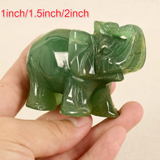 collecting, Decor, elephantstatue, handcarved