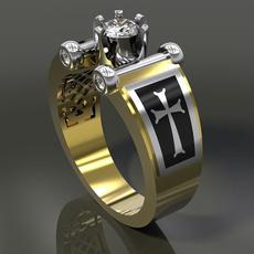 DIAMOND, Jewelry, gold, weddingampanniversaryband