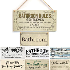 toiletsignsticker, Bathroom, wcsign, bathroomsticker