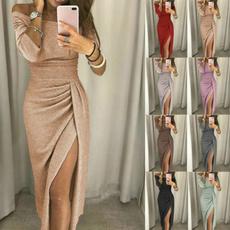 strapless, Plus Size, sleeve dress, Sleeve
