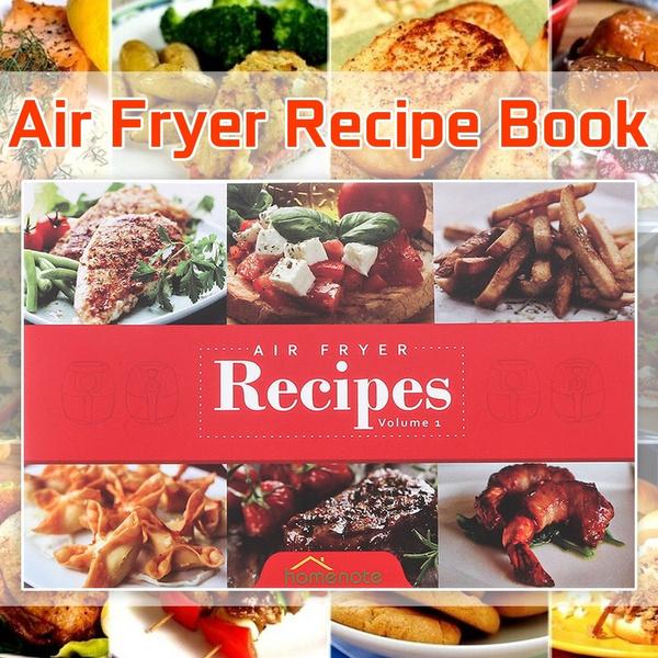 Cook Book, airfryer, recipesforbeginner, friedchicken