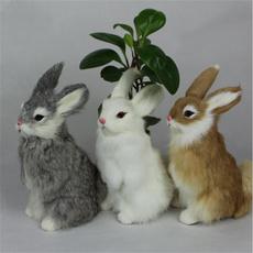 Plush Toys, rabbitfurtoy, Decor, Toy