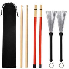 Steel, drumsticksbrush, Jazz, Musical Instruments