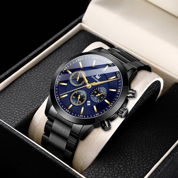 Chronograph, Men, business watch, Watch