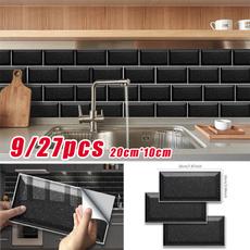 bathroomwallpaper, Decor, wallpaperbrick, Kitchen & Dining