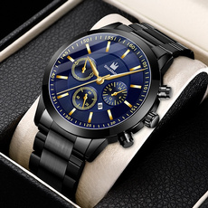 Men, Waterproof Watch, Waterproof, slim