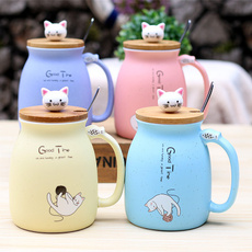 Café, kittenmug, Office, ceramicmug