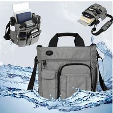 Shoulder Bags, business bag, Multi-layer, Waterproof