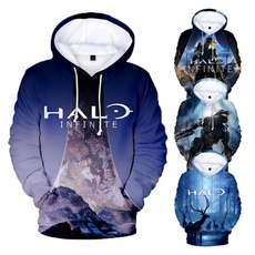 Fashion, Winter, halohoodie, Pullovers