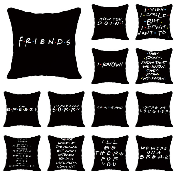 case, Funny, pillowcover18x18, Polyester