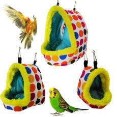 parakeetsleeping, Winter, Bags, Pets