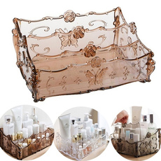 Box, Storage & Organization, acryliccosmeticorganizer, Beauty