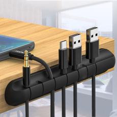 cableclip, usb, Silicone, Durable
