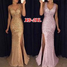 long dress, Evening Dress, Dress, Slim Fit
