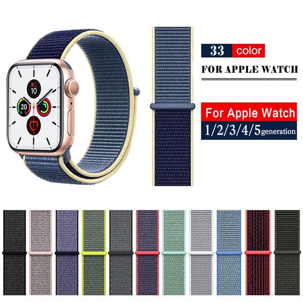 sportloop, Nylon, Apple, watchaccessorie