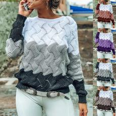 knitwear, Plus Size, Winter, jumpersweater