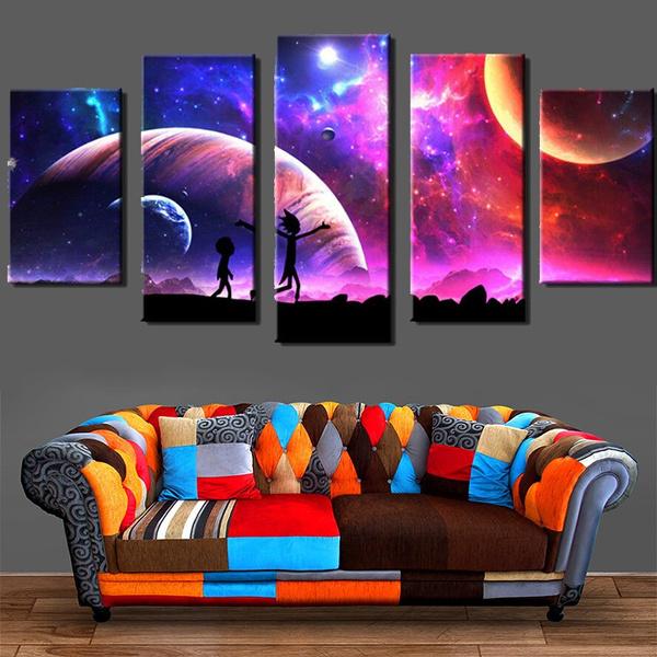 modernabstract, Decor, living room, Home Decor