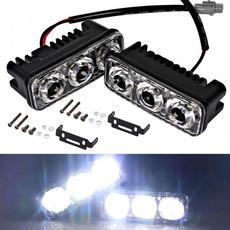 Automobiles Motorcycles, foglamp, led, superwhite