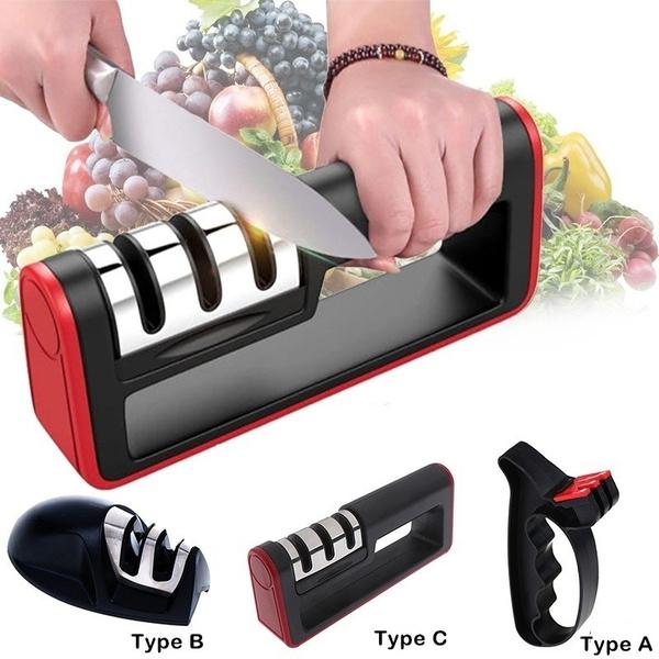 non-slip, Tool, Ceramic, sharpener
