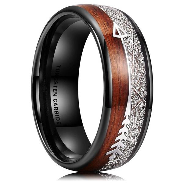 8MM, weddingengagementring, Gifts For Men, Hawaiian
