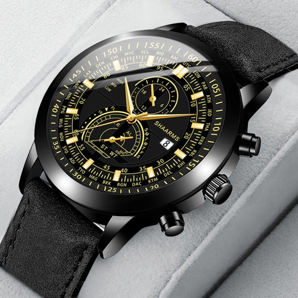 Chronograph, Men Business Watch, chronographwatch, Fashion