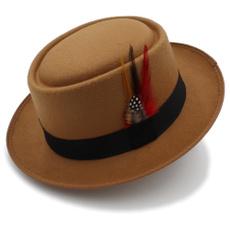Pie, Fashion, Fedora, Panama Hat