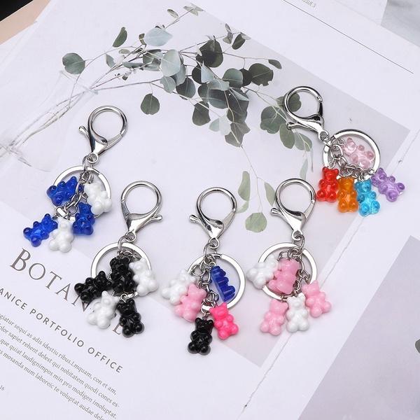 cute, gummy, Fashion, Key Chain