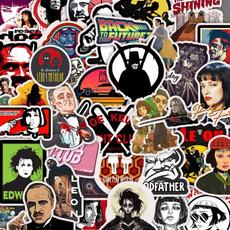 Stickers, Guitars, suitcasesticker, charactersticker