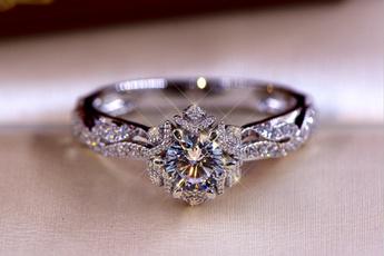 Wedding, Fashion, Star, Jewelry