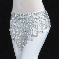 golden, Fashion, dancerskirt, Chain